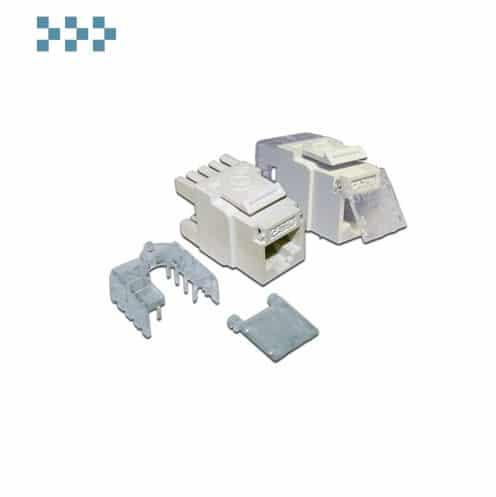 Модуль типа Keystone LANMASTER LAN-OK45UTP5E-OR