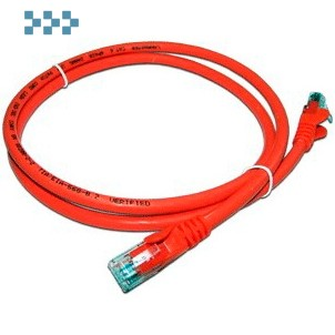 Патч-корд LANMASTER LSZH UTP кат.5e LAN-PC45/U5E-0.5-OR