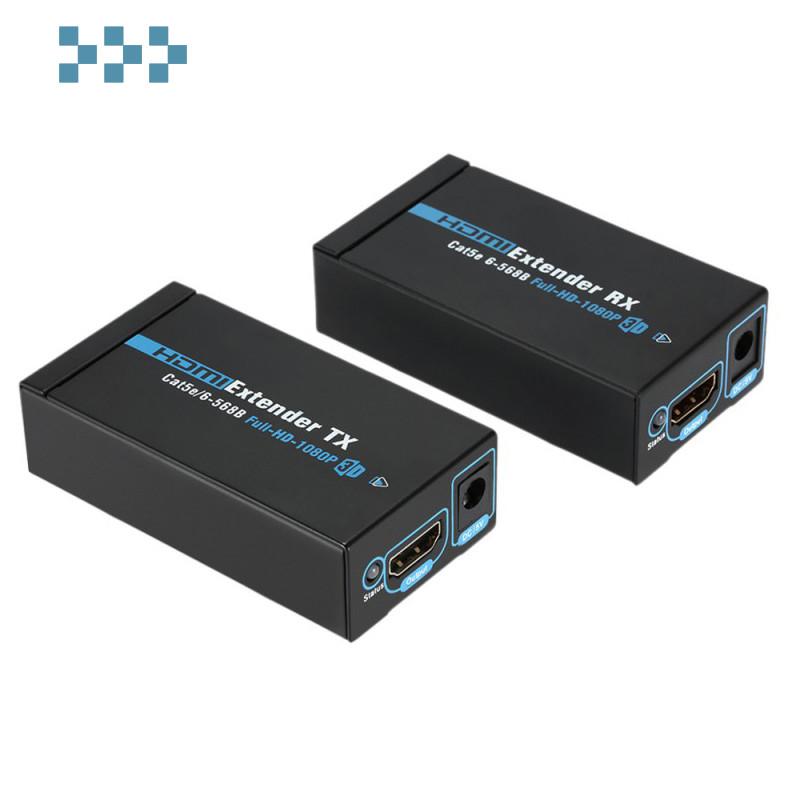 Конверторы для передачи аудио-видео сигнала LANMASTER LAN-RJ45/AV-RX