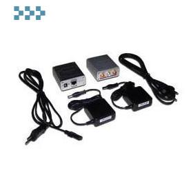 Конверторы для передачи аудио-видео сигнала LANMASTER LAN-RJ45/VGA-TX