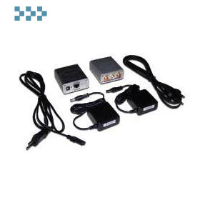 Конверторы для передачи аудио-видео сигнала LANMASTER LAN-RJ45/HDTV-RX