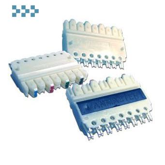 Соединительные блоки 4-парные для 110 кросса LANMASTER LAN-S110C-4