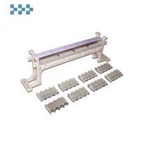 Настенный кросс 110-го типа категории 6 LANMASTER LAN-WS110-32FT/6