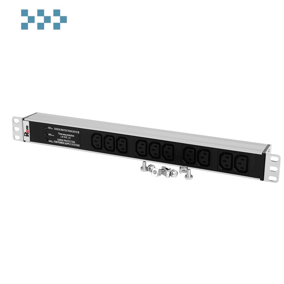 Блок розеток ЦМО R-10-10C13-FI-440-Z
