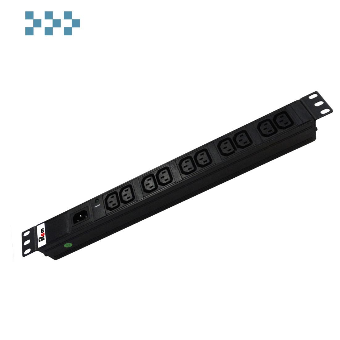 Блок розеток ЦМО R-10-10C13-I-440-Z