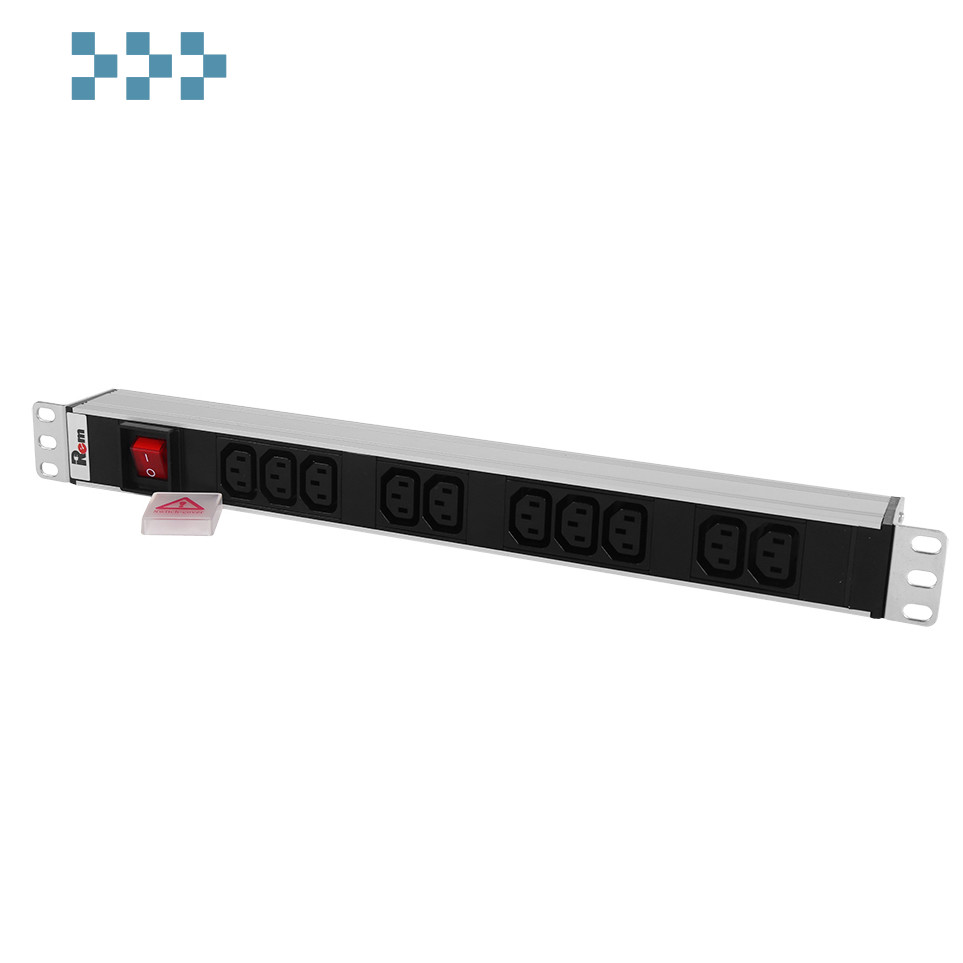 Блок розеток ЦМО R-10-10C13-V-440-Z
