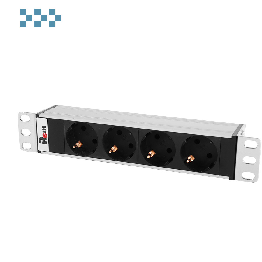Блок розеток ЦМО R-10-4S-220-Z