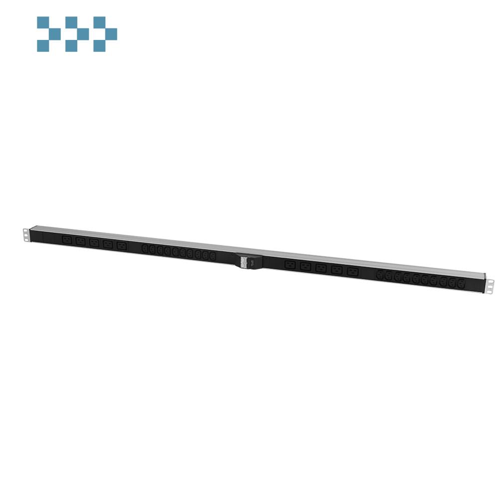 Блок розеток ЦМО R-32-10C19-20C13-A-I-1420