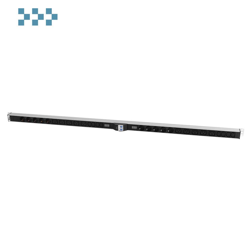 Блок розеток ЦМО R-32-10S-10C19-8C13-A-Am