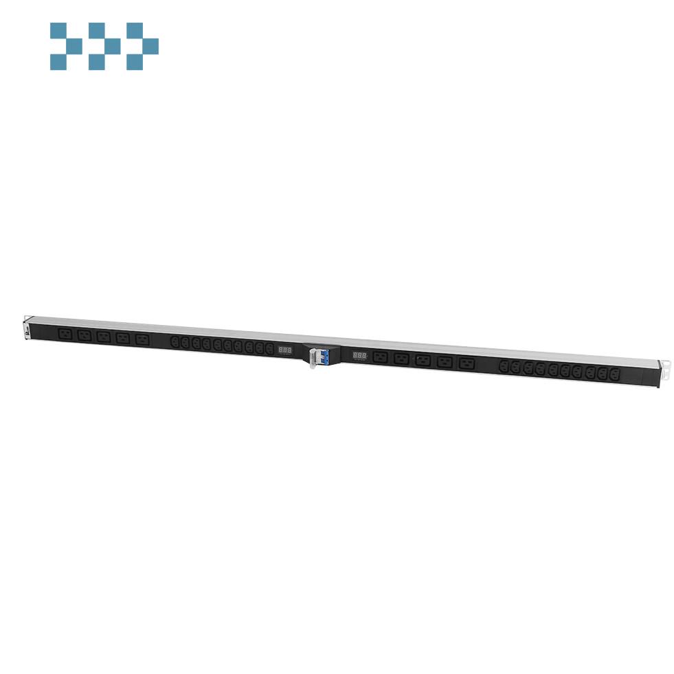 Блок розеток ЦМО R-32-2X(5C19-10C13-A-Am)