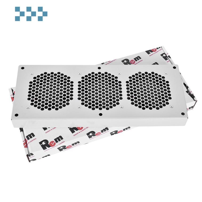 Модуль вентиляторный ЦМО R-FAN-3J-9005