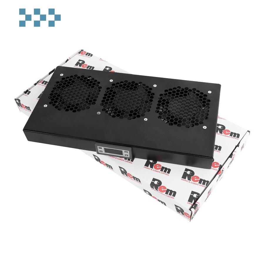 Модуль вентиляторный ЦМО R-FAN-3K-1U-9005