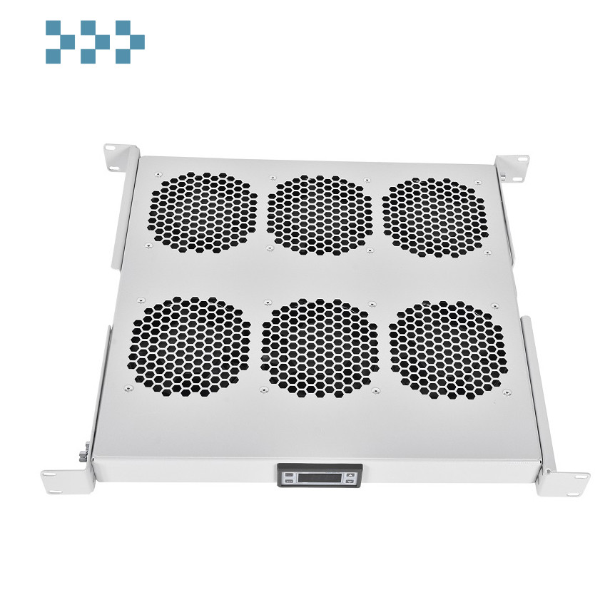Модуль вентиляторный ЦМО R-FAN-6K-1U