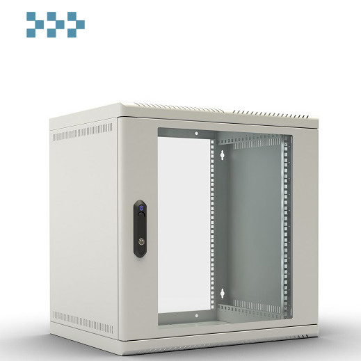 Шкаф телекоммуникационный настенный 6U ЦМО ШРН-6.480