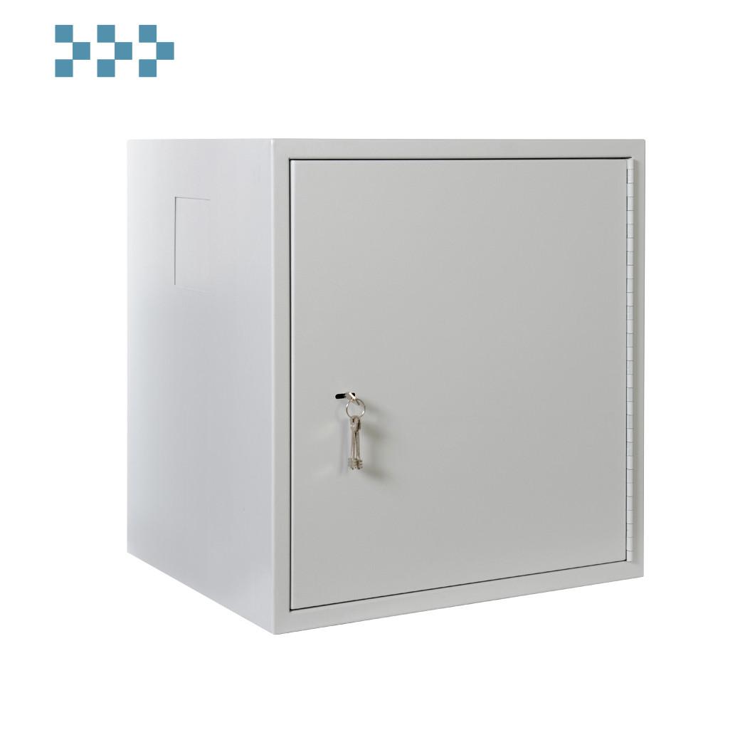 Шкаф телекоммуникационный настенный 15U ЦМО ШРН-А-15.520