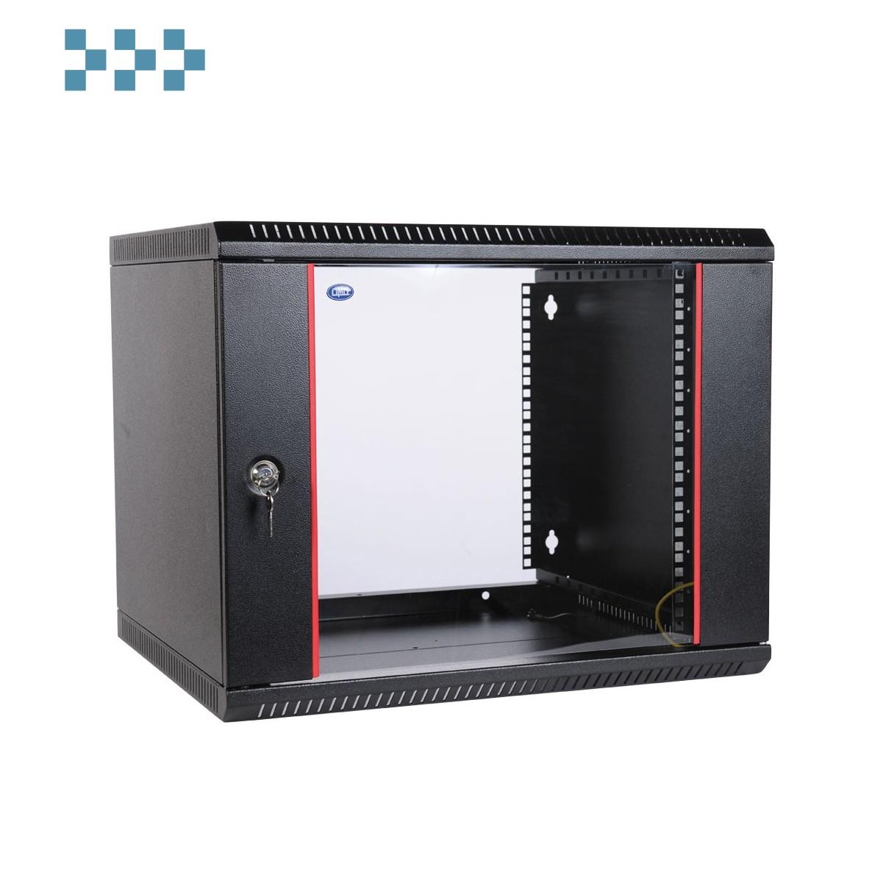 Шкаф телекоммуникационный настенный разборный 15U ЦМО ШРН-Э-15.500-9005