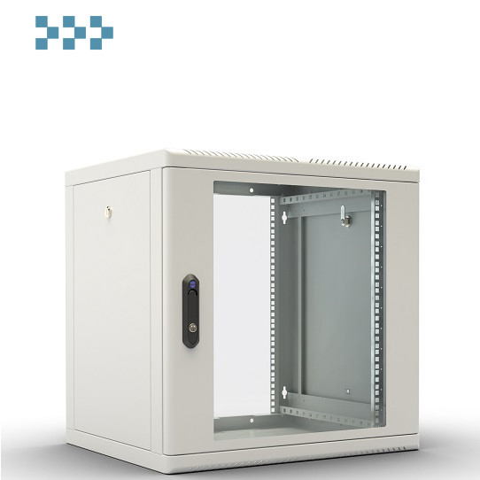 Шкаф телекоммуникационный настенный разборный 9U ЦМО ШРН-М-9.500
