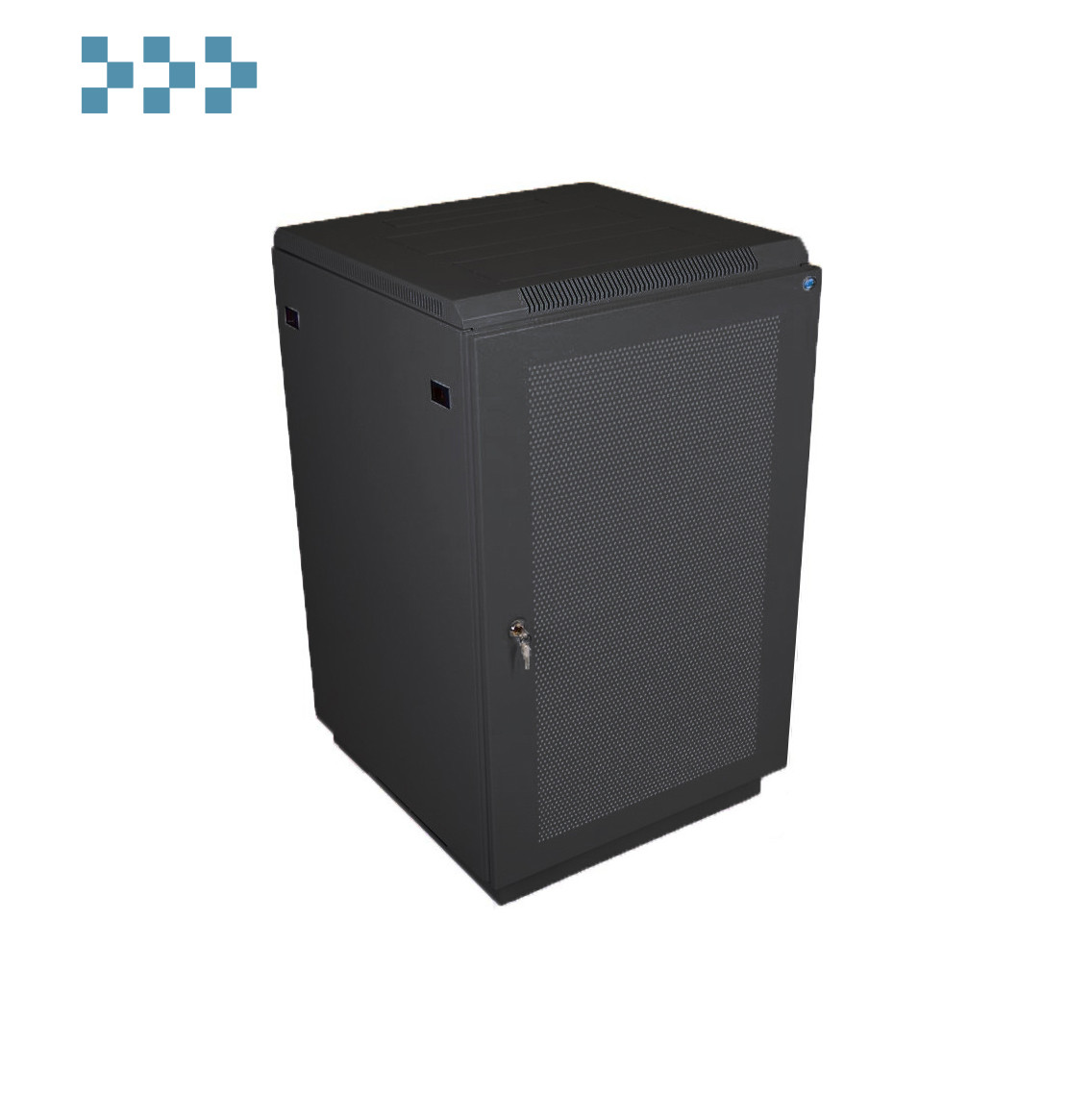 Шкаф телекоммуникационный напольный 27U ЦМО ШТК-М-27.6.10-44АА-9005