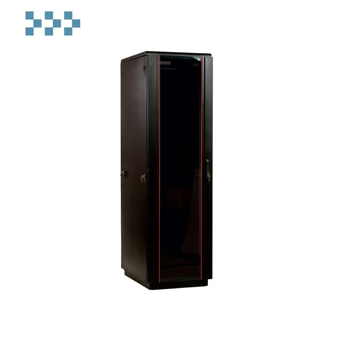 Шкаф телекоммуникационный напольный 42U ЦМО ШТК-М-42.6.10-1ААА-9005
