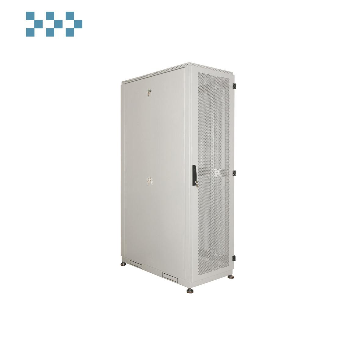 Шкаф серверный напольный 42U ЦМО ШТК-С-42.6.10-48АА