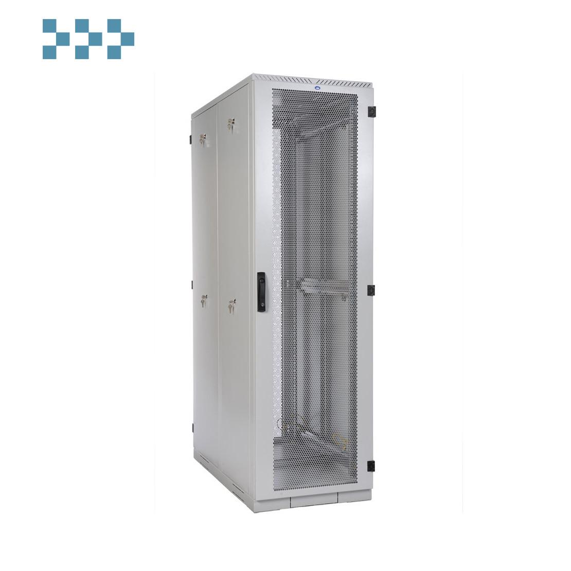 Шкаф серверный напольный 42U ЦМО ШТК-С-42.6.12-44АА