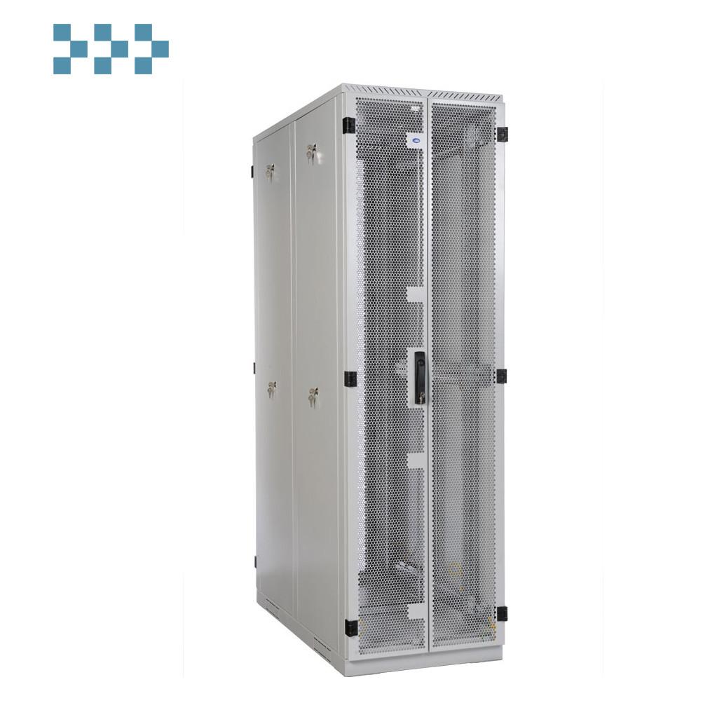 Шкаф серверный напольный 42U ЦМО ШТК-С-42.6.12-48АА