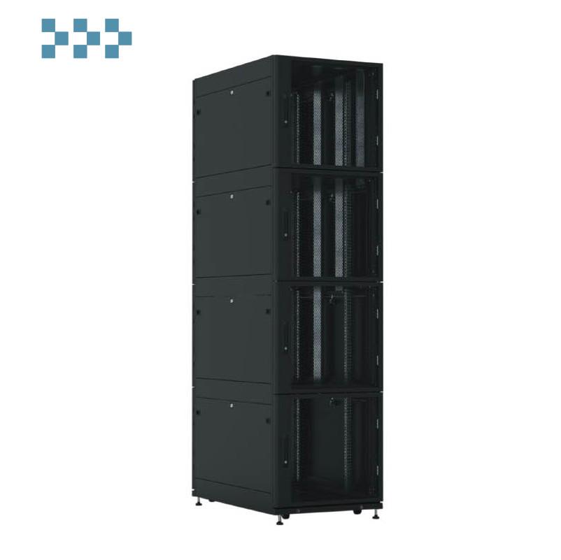 Шкаф серверный ПРОФ напольный 44U ШТК-СП-К-4-44.6.12-44АА-Ч