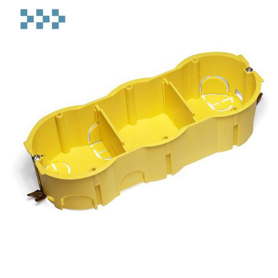 Подрозеточная коробка в стену для суппорта TWT-BX45x135-YL