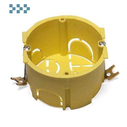 Подрозеточная коробка в стену для суппорта TWT-BX45x45-YL