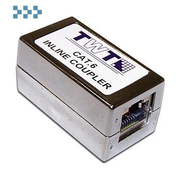 Повторитель портов RJ-45, категорий 5е/6 TWT-CP45STP6