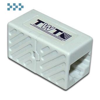 Повторитель портов RJ-45, категорий 5е/6 TWT-CP45UTP6