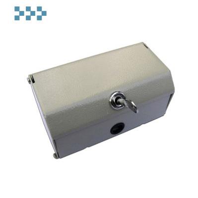 Распределительный металлический бокс для плинтов LSA Profil, настенный TWT-DB10-1P/KM