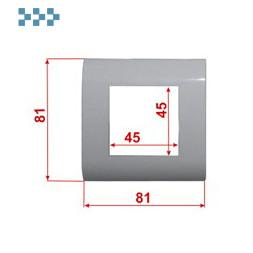 Лицевая панель TWT-FR45x45