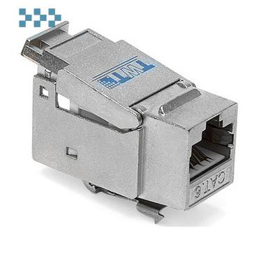 Модуль экранированный, типа Keystone TWT-OK45STP/6-WH