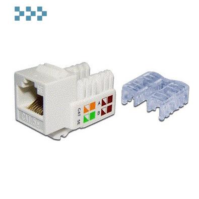 Модуль неэкранированный, типа Keystone TWT-OK45UTP/5E-WH