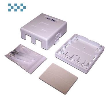 Коробки настенные для модулей Keystone TWT-SA6-WH