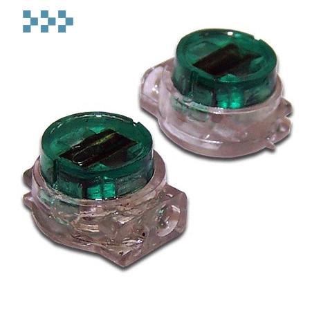 Соединитель проводов изолированный (скотчлок) с гелем TWT-SLC-UG