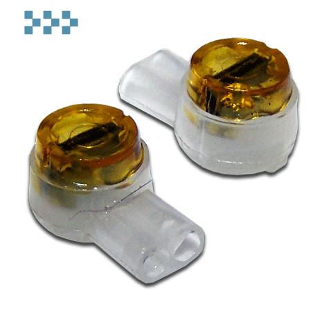 Соединитель проводов изолированный (скотчлок) с гелем TWT-SLC-UY2