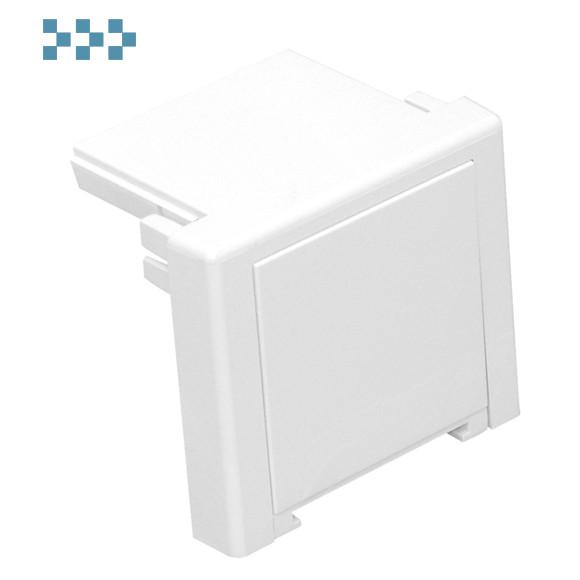 Заглушка с кабельным выводом для сервисного блока EFAPEL 83231 ABR