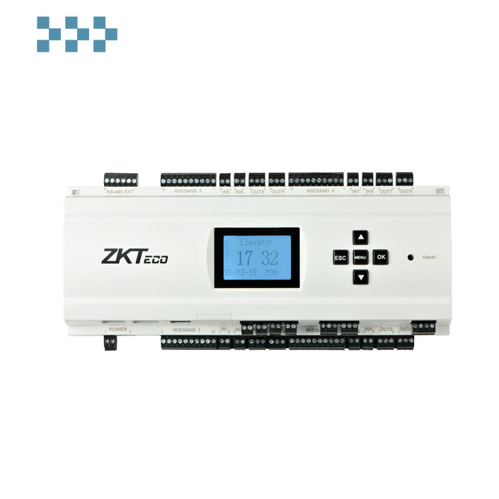 Контроллер ZKTeco EC10 Package B