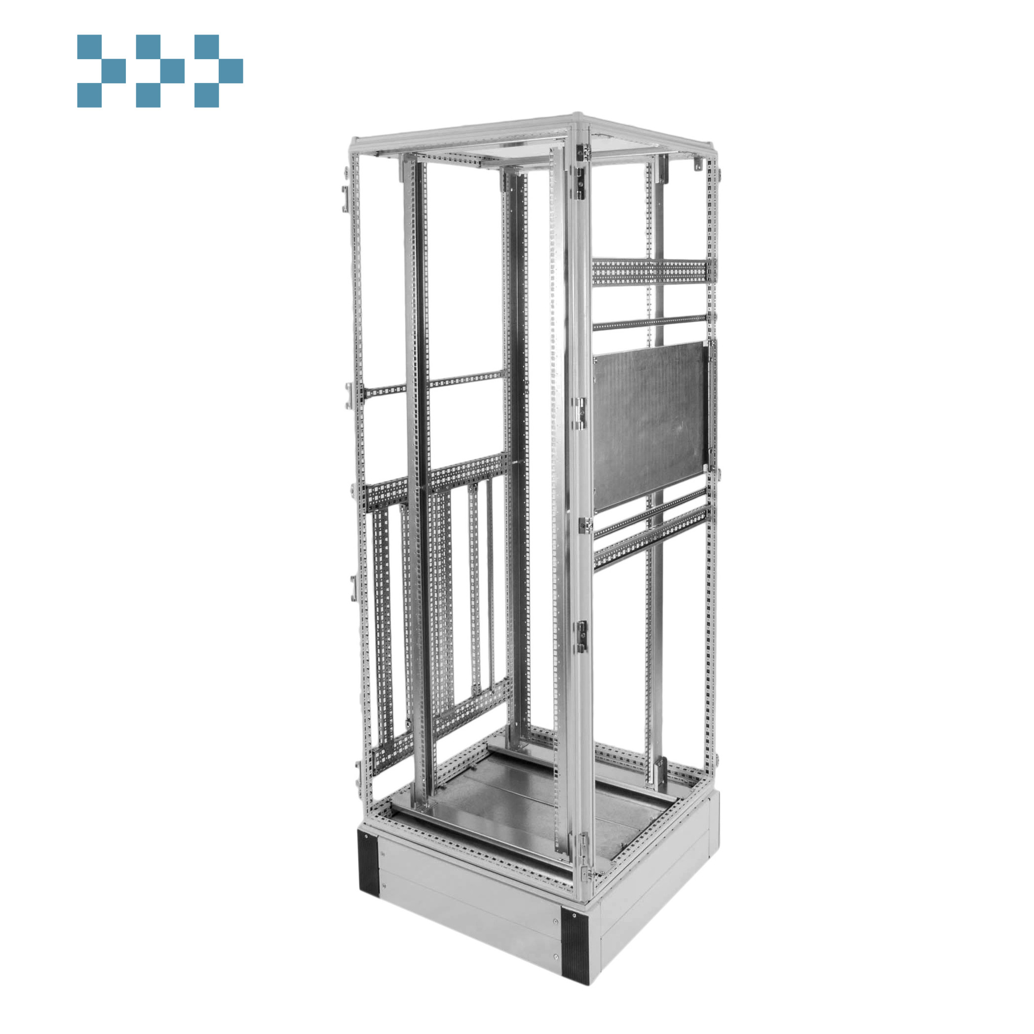 Панель монтажная перфорированная Elbox EMS-SMP-1100.400