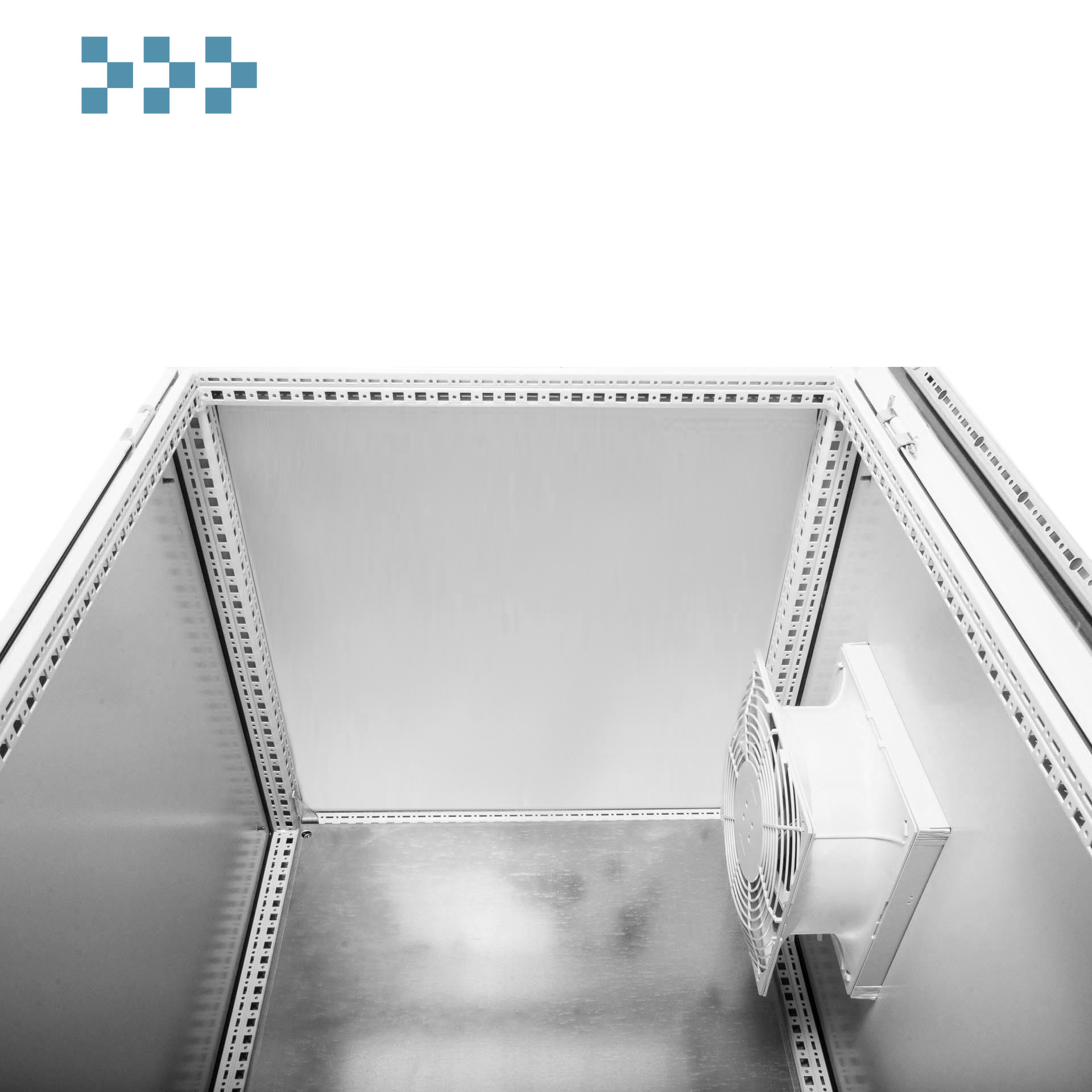 Комплект боковых стенок для монтажа вентилятора Pfannenberg PF Elbox EMS-WF-1800.x.800