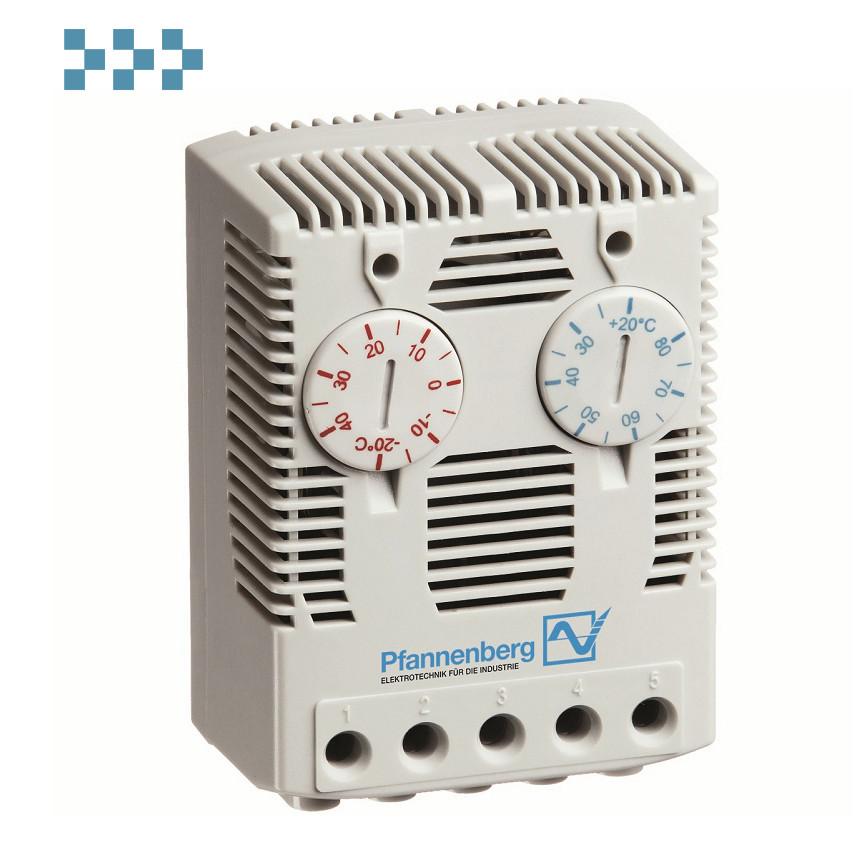 Сдвоенный терморегулятор ЦМО FLZ 541