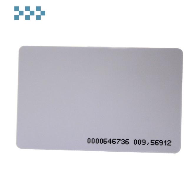 ID-карта ZKTeco Mifare card (S50)