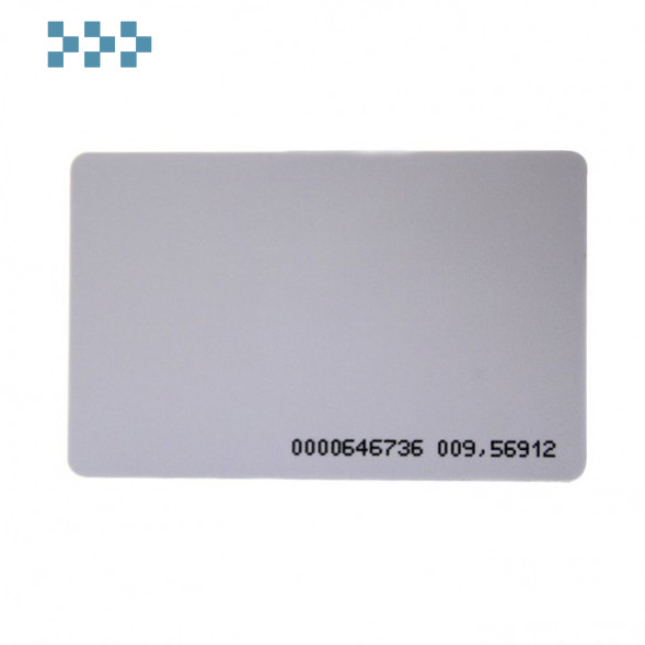 ID карта ZKTeco ID card(thin)