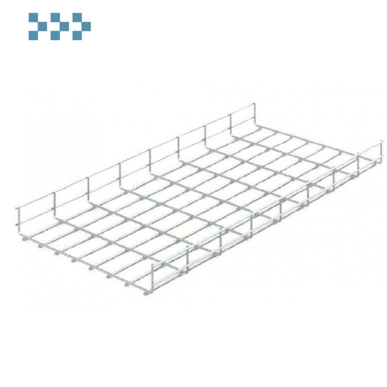 Лоток проволочный LANMASTER LAN-MT100x300-3.8EZ