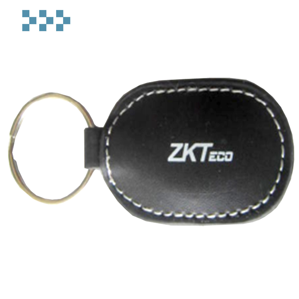 Брелок кожаный ZKTeco Leather buckle card (mifare)
