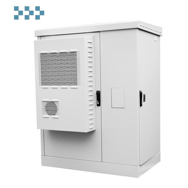 Шкаф всепогодный напольный ЦМО ШТВ-2-30.10.6-К3А3-ТК