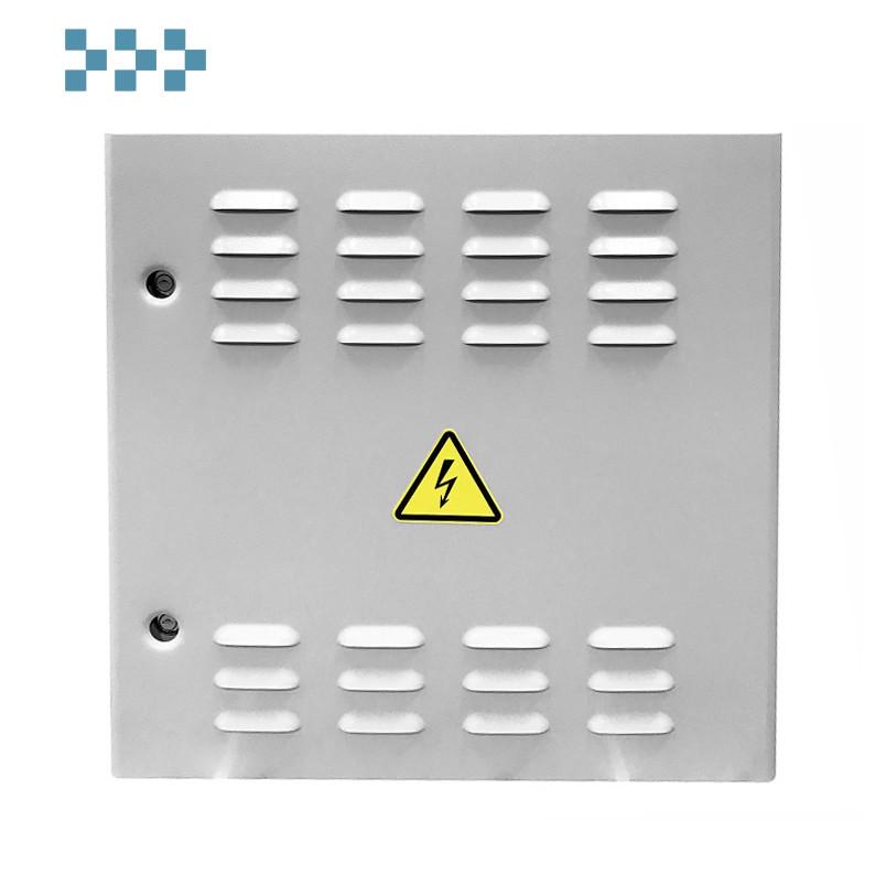 Шкаф уличный всепогодный настенный ЦМО ШТВ-Н-6.6.3-4ААА-Т1