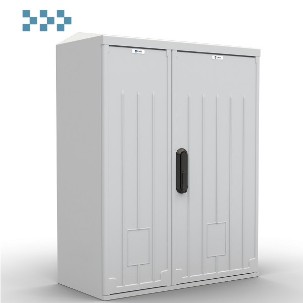 Шкаф уличный всепогодный настенный ЦМО ШТВ-НП-15.6.3-8ААА-Т2